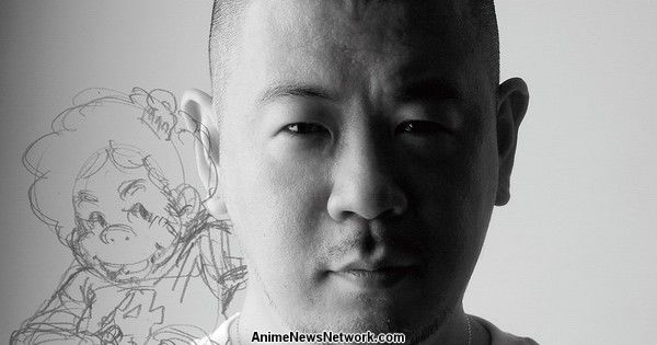 Santa Inoue запускает мангу Zange 9 марта