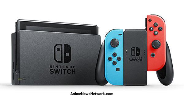 Bloomberg: Nintendo планирует новую модель коммутатора с большим экраном