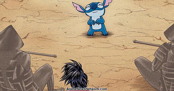 Disney Manga: Stitch and the Samurai Creator Hiroto Wada Passes Away at 46
