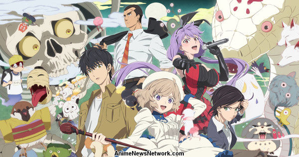In/Spectre Anime Reveals TV Ads, More Cast, January 11 Premiere