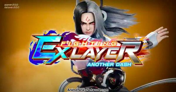 ARIKA представляет Fighting Ex Layer: еще одна игра Dash Switch на 2021 год
