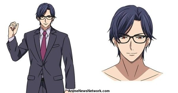 Fire in His Fingertips 2: My Lover is a Firefighter Anime Casts Shunichi Toki