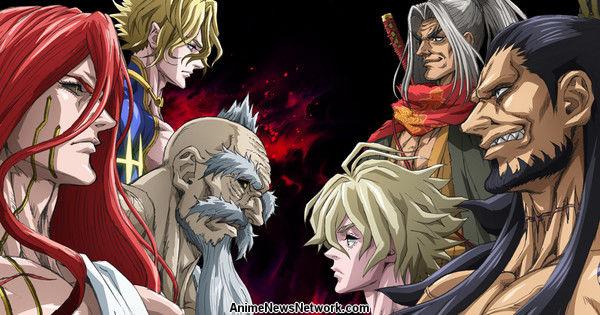Record of Ragnarok Anime Reveals 12 Cast Members, Visual, Ending Theme Artist