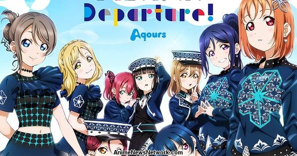 Love Live! Sunshine!!'s Aqours Idol Group's Dome Tour Theme Song Certified Gold