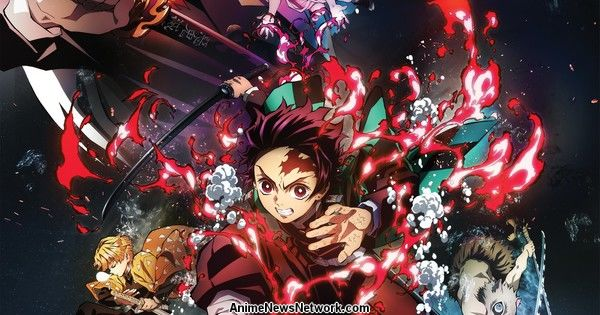 Demon Slayer: Kimetsu no Yaiba Film заработал 36,5 миллиарда иен, продано 26,67 миллиона билетов