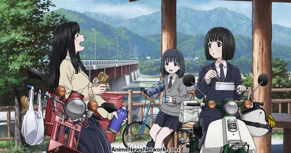 Премьера аниме-мотоцикла Super Cub состоится 7 апреля