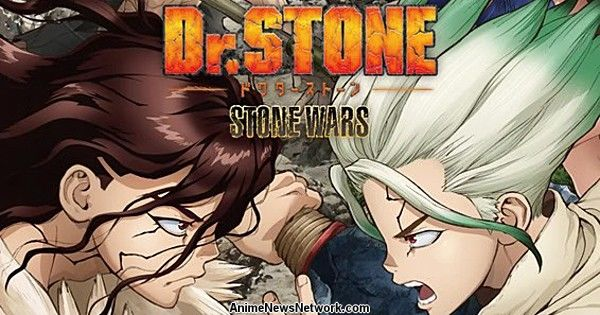 Dr. Stone: Stone Wars Anime Debuts on Toonami on May 15