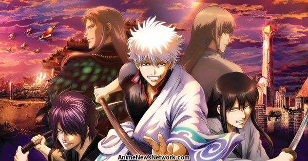 Eleven Arts Premieres Gintama The Very Final Anime Film's English Dub at New York Comic Con