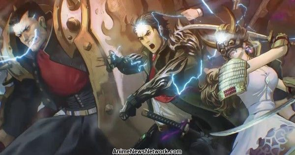Undernauts: Labyrinth of Yomi Game Heads West для PS4, Switch, Xbox One, Steam этой осенью