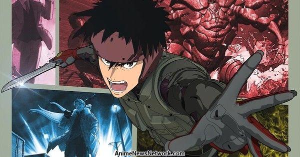 Netflix's Spriggan Anime Unveils More Staff, New Visual