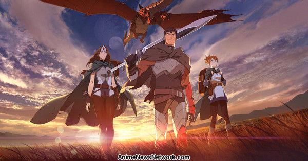 Dota: Dragon's Blood Episodes 1-8 Streaming