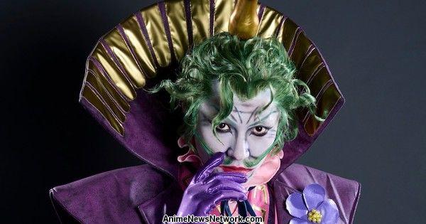 Batman Ninja Stage Play Unveils Photos of Cast in Costume