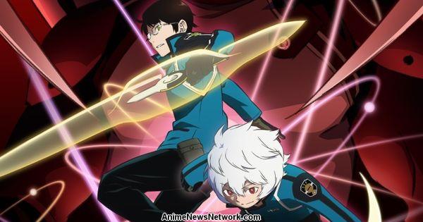 New World Trigger Anime представляет новый рекламный ролик