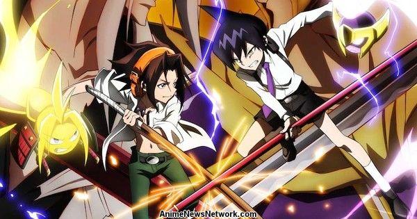 В новом аниме Shaman King используются Нана Мизуки, Такуму Миядзоно, Нориаки Канзе