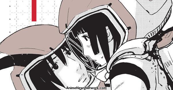 Tsutomu Nihei's Knights of Sidonia Manga Gets Game Project