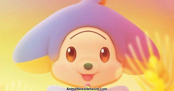 Детское аниме-сериал «Otoppe» выходит в кино осенью