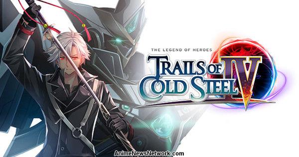 Игра The Legend of Heroes: Trails of Cold Steel IV также выйдет на ПК 9 апреля