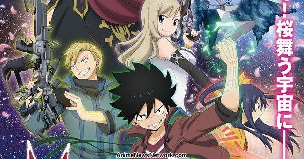 Netflix Streams Edens Zero Anime Outside Japan on August 26