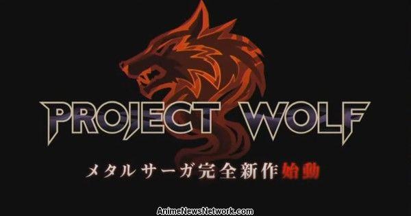Kadokawa Announces New Metal Saga Game