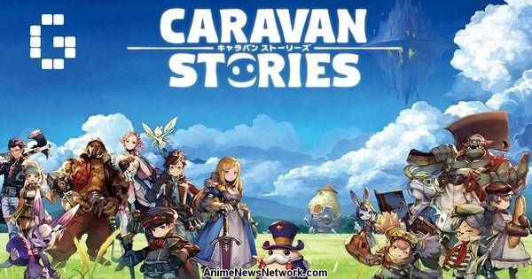 Ролевая игра Caravan Stories получает релиз Switch