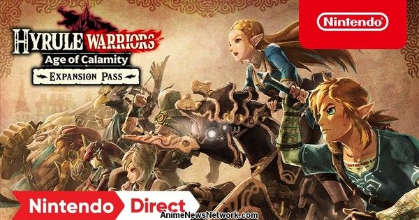 Hyrule Warriors: Age of Calamity Game's 1st Expansion Pass Wave Previewed in Video