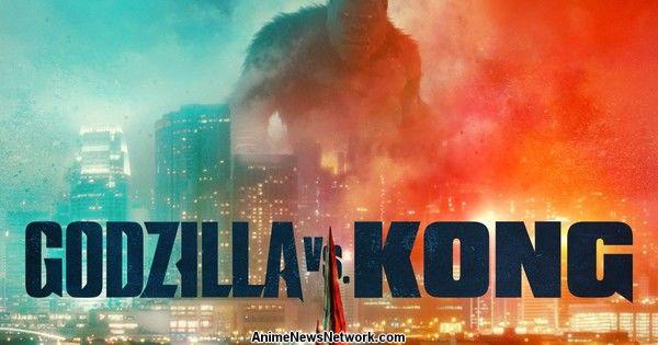 Godzilla vs. Kong Earns US.5 Million in 1st 5 Days in U.S.