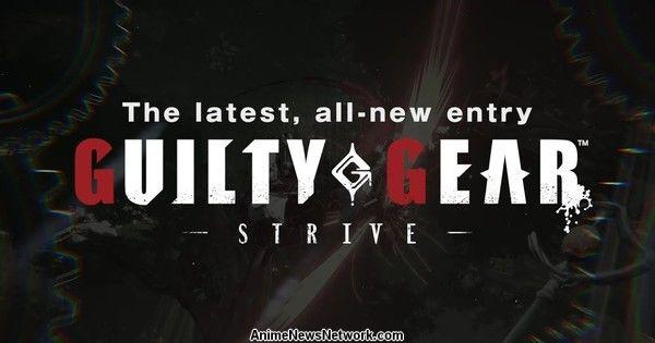 Трейлер игры Guilty Gear -Strive- представляет режимы игры