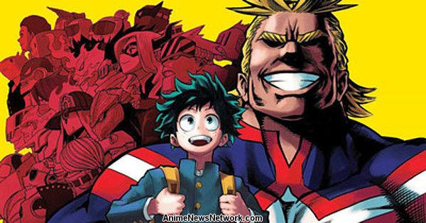 Kōhei Horikoshi Confirms My Hero Academia Manga Still Heading Towards His Planned Ending