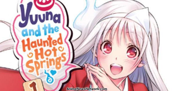 Yuuna and the Haunted Hot Springs OVA Reveals 5 More Cast Members