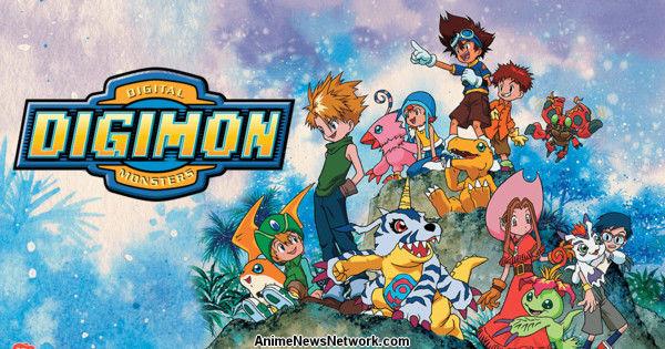 Crunchyroll Streams Original Digimon Adventure Anime в Европе, на Ближнем Востоке, в Северной Африке