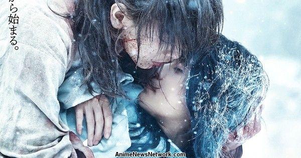Netflix Streams Rurouni Kenshin: The Beginning Film Outside Japan on July 30