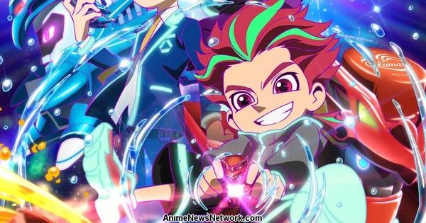 Takara Tomy Streams English Dub of Cap Kakumei Bottleman Net Anime