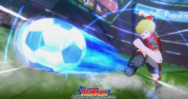 Captain Tsubasa: Rise of New Champions Game раскрывает персонажей первого DLC