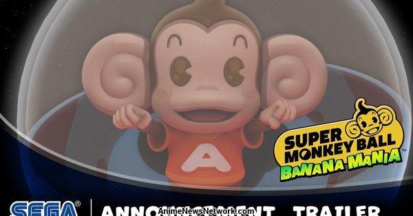 Sega Releases HD Remaster of 1st 3 Super Monkey Ball Games