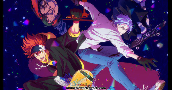 Sk8 the Infinity Anime получает спин-офф мангу
