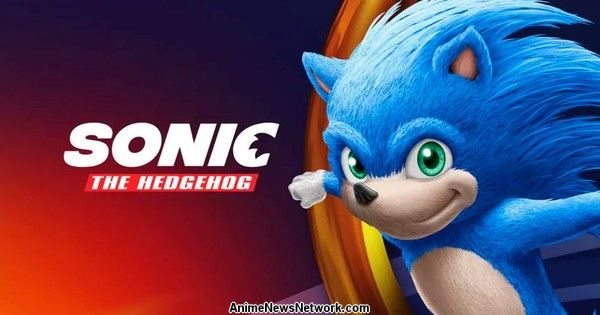 Cinemacon Attendees Reactions Are Mixed On Sonic The Hedgehog Interest Anime News Network