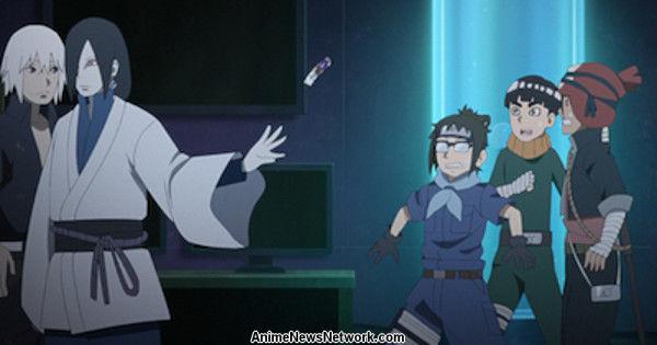 Episode 172 Boruto Naruto Next Generations Anime Marvel