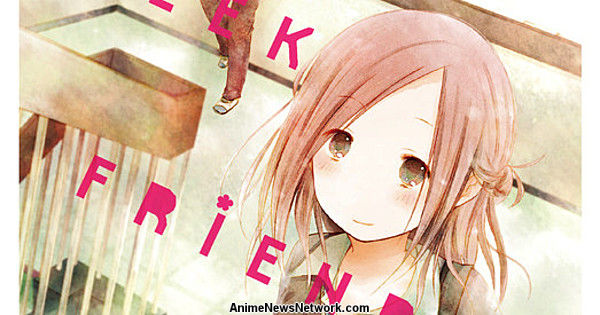 One Week Friends Series Gets Sequel Manga