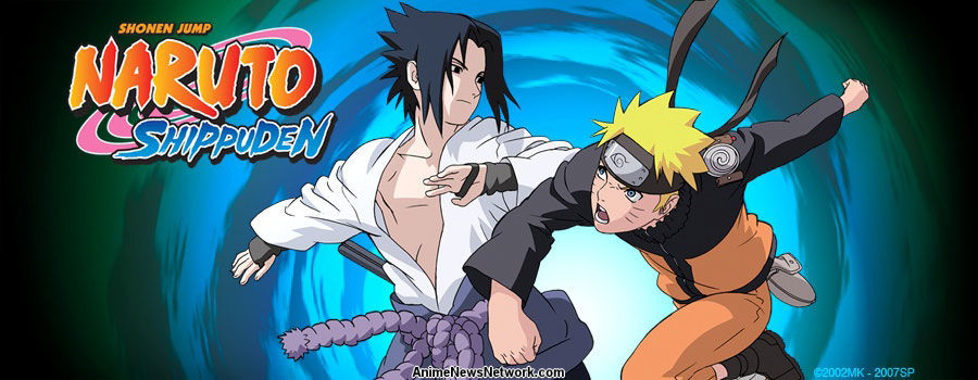 Naruto Shippden TV Anime News Network
