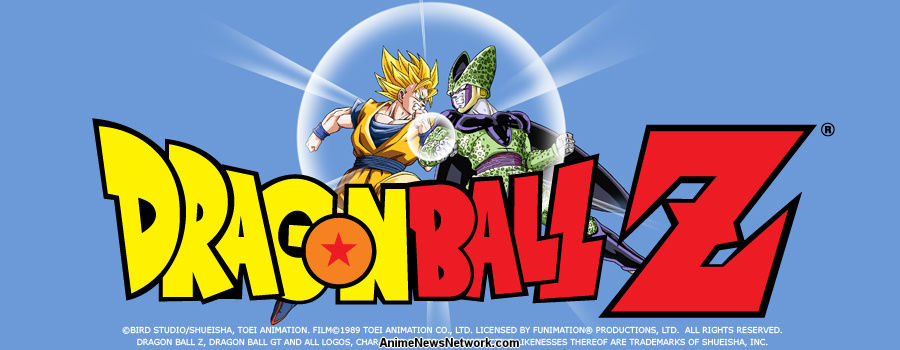 dragon ball z tv anime news network - Dragon Ball Z Com