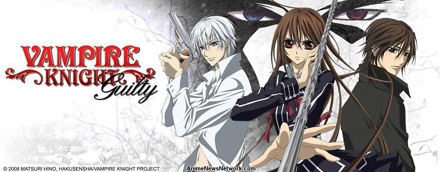 Image result for vampire knight guilty
