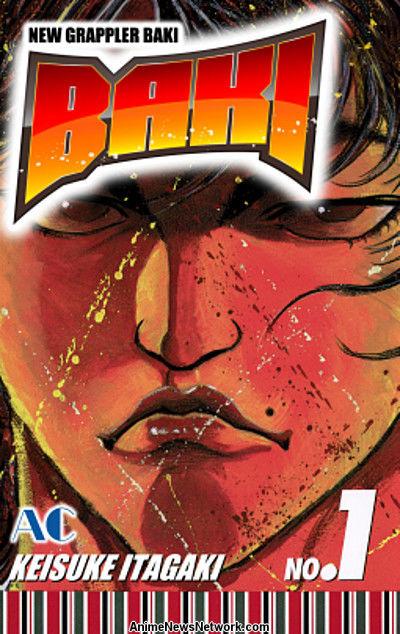 Baki 2020 Episode List.Baki The Fall 2018 Manga Guide Anime News Network