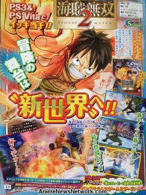 One Piece Musou 2 confirmado  697481180