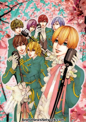 Switchs Naked Ape Launches Samurai ga Tensei Shitara Idol ni Natta Hanashi Manga - News - Anime
