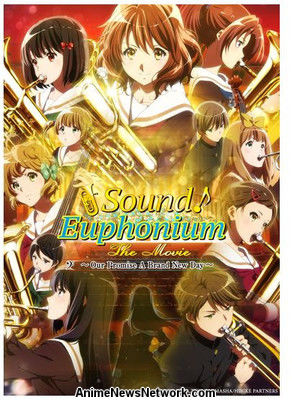 Sound Euphonium The Movie Our Promise A Brand New Day Anime Film S Dub Cast Revealed Up Station Philippines