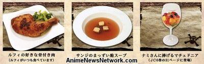 Restaurante Oficial de One Piece en Japón 06-2a