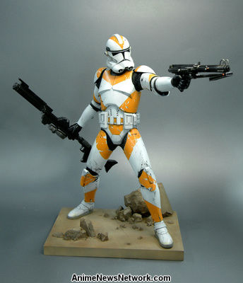 Clone Trooper Figurine