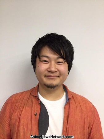 Otakon to Screen Anime Tamago 2016 Pantalones cortos, anfitriones Tak