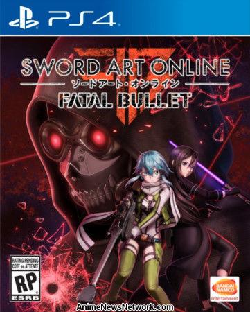 لعبة Sword Art Online - Fatal Bullet