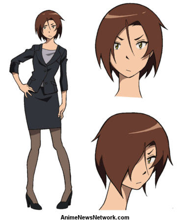 Yuko Kaida as Maki Himekawa